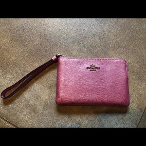 Coach new with tags wristlet